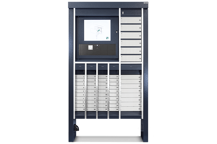 proxsafe bloxx electronic locker system