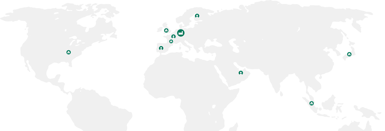 deister locations
