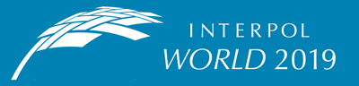 Interpol world logo